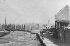 Peel Harbour from the Bridge
