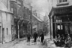 Michael Street, 1890s