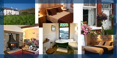 B&B bed and breakfast and guest house accommodation in Peel Isle of Man