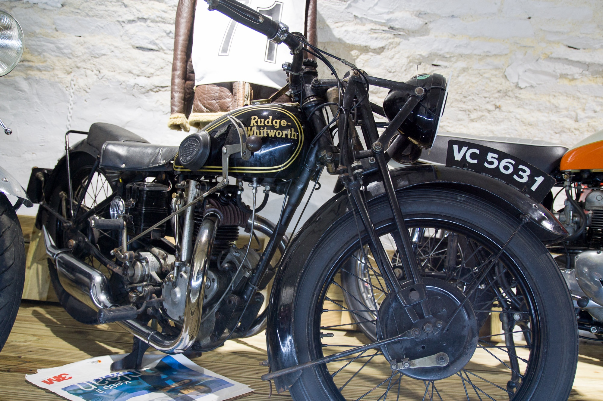 Rudge Whitworth 1929
