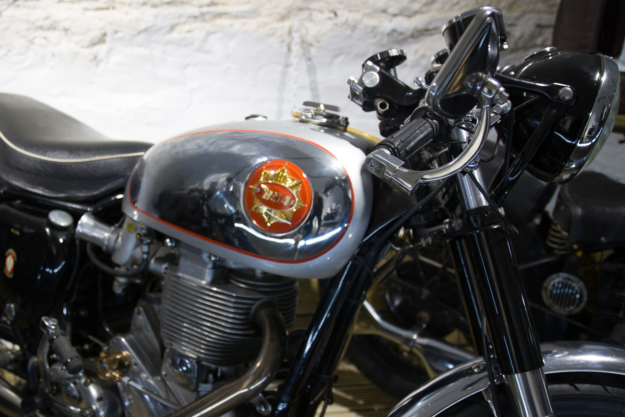 BSA Gold Star DBD34 1961