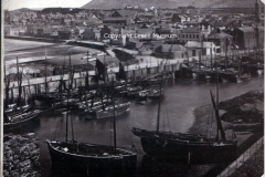 Fishing at Peel Harbour 1890s