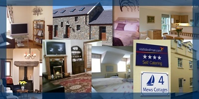 Self catering accommodation in Peel Isle of Man