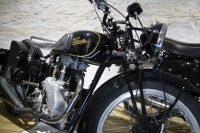 1935 velocette MOV 250cc