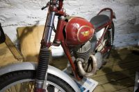 James Commando Trials Bike 197cc