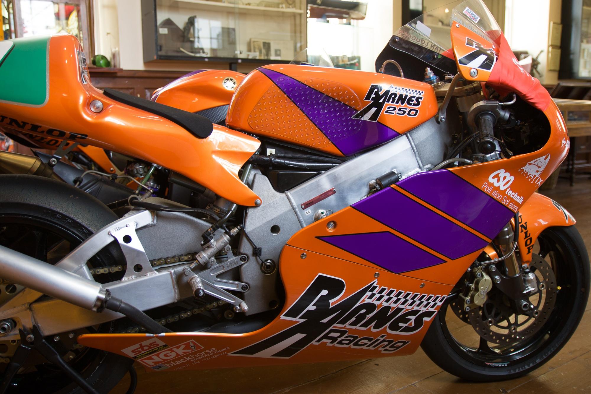 Honda RS250 Grand Prix machine