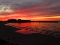 Sunset by Carla Leece