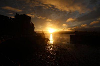 Dawn, by Dave Corkish