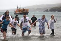 New Year Dip, by Tony Faragher
