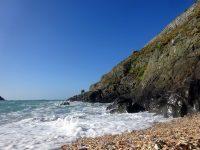 Fenella beach by Lynn Chambers