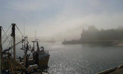 Beautiful misty Peel morning, by Scott Filbey