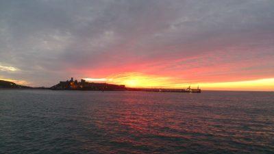 Peel Sunset by Jack Lee