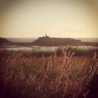 Peel Castle by Scott Filbey