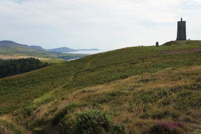 Corrins Folly looking south by Alison Cowin