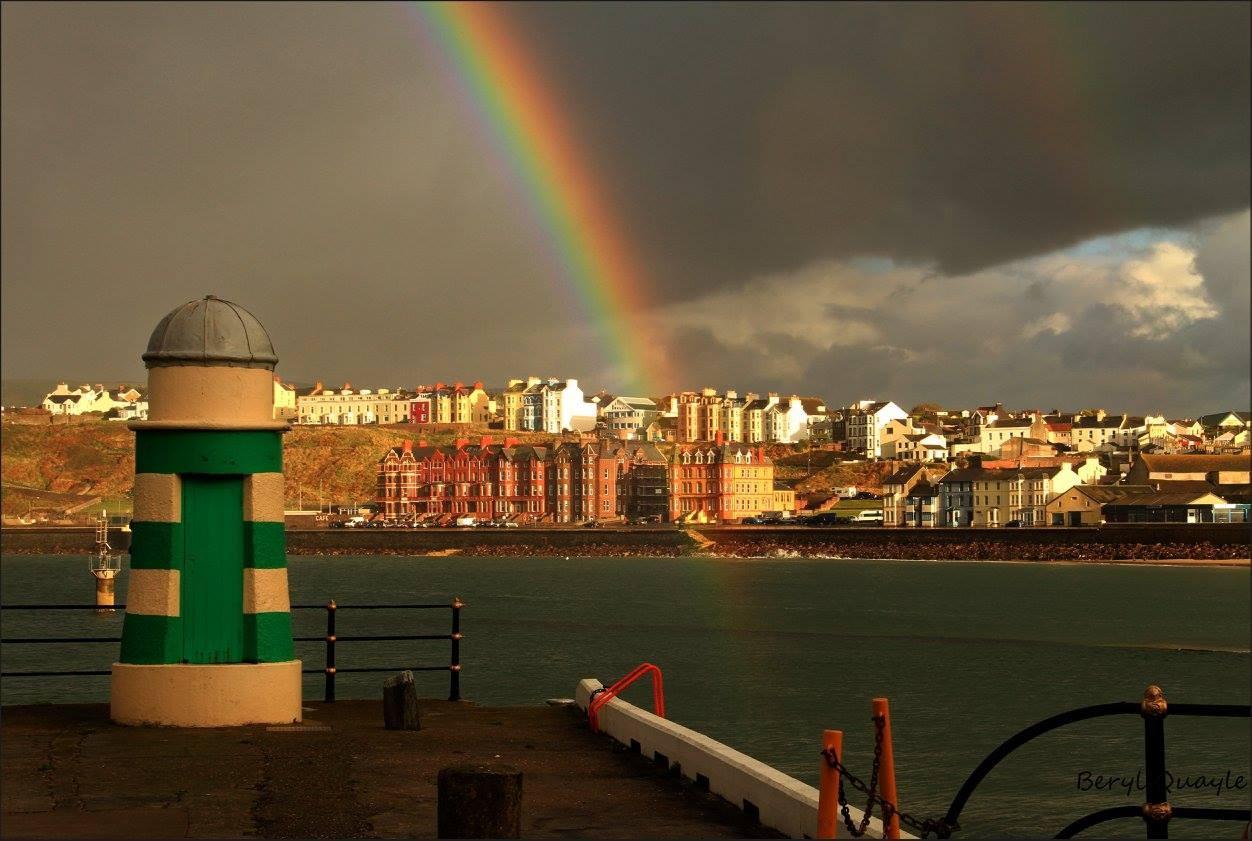 Rainbow, by Beryl Quayle