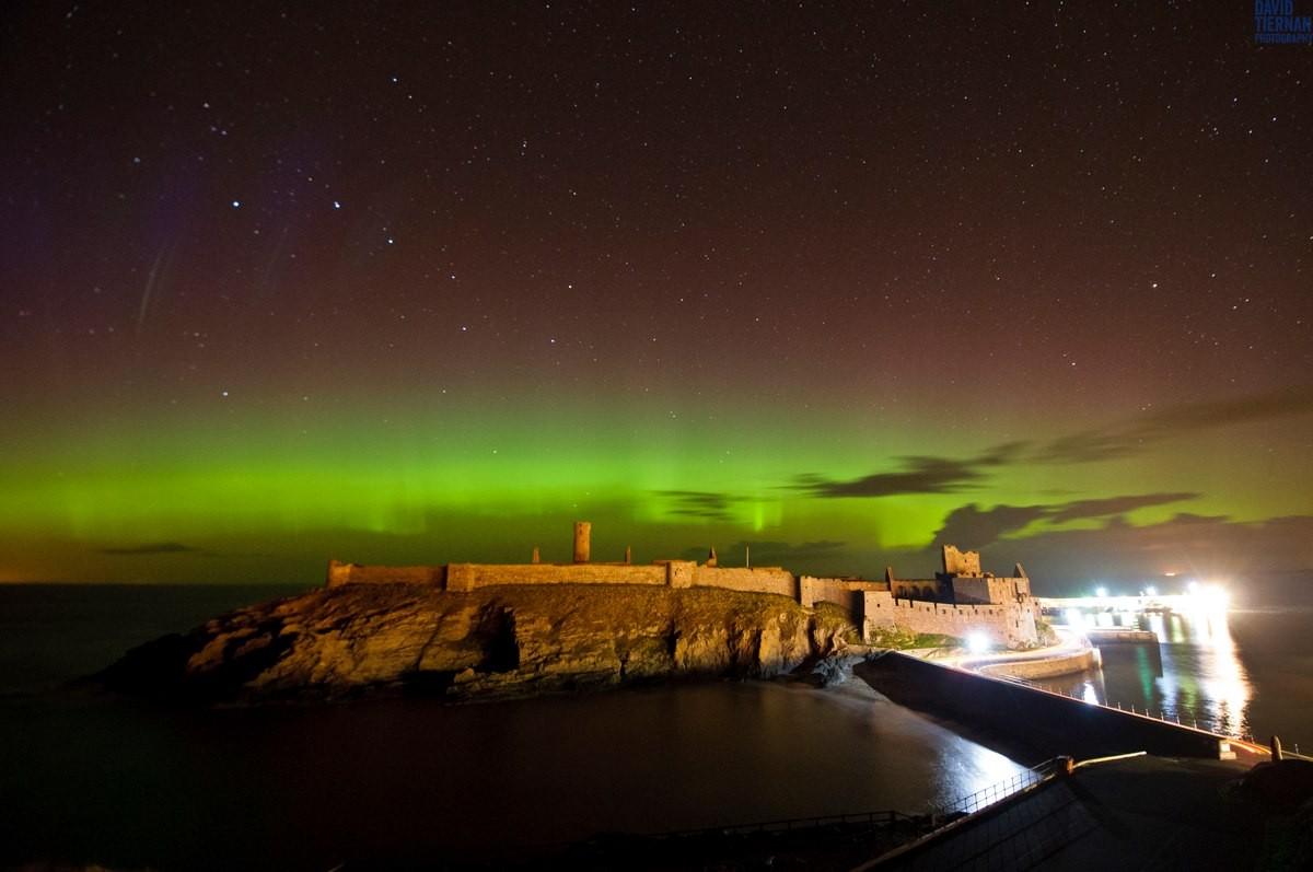 The Aurora, by David Tiernan