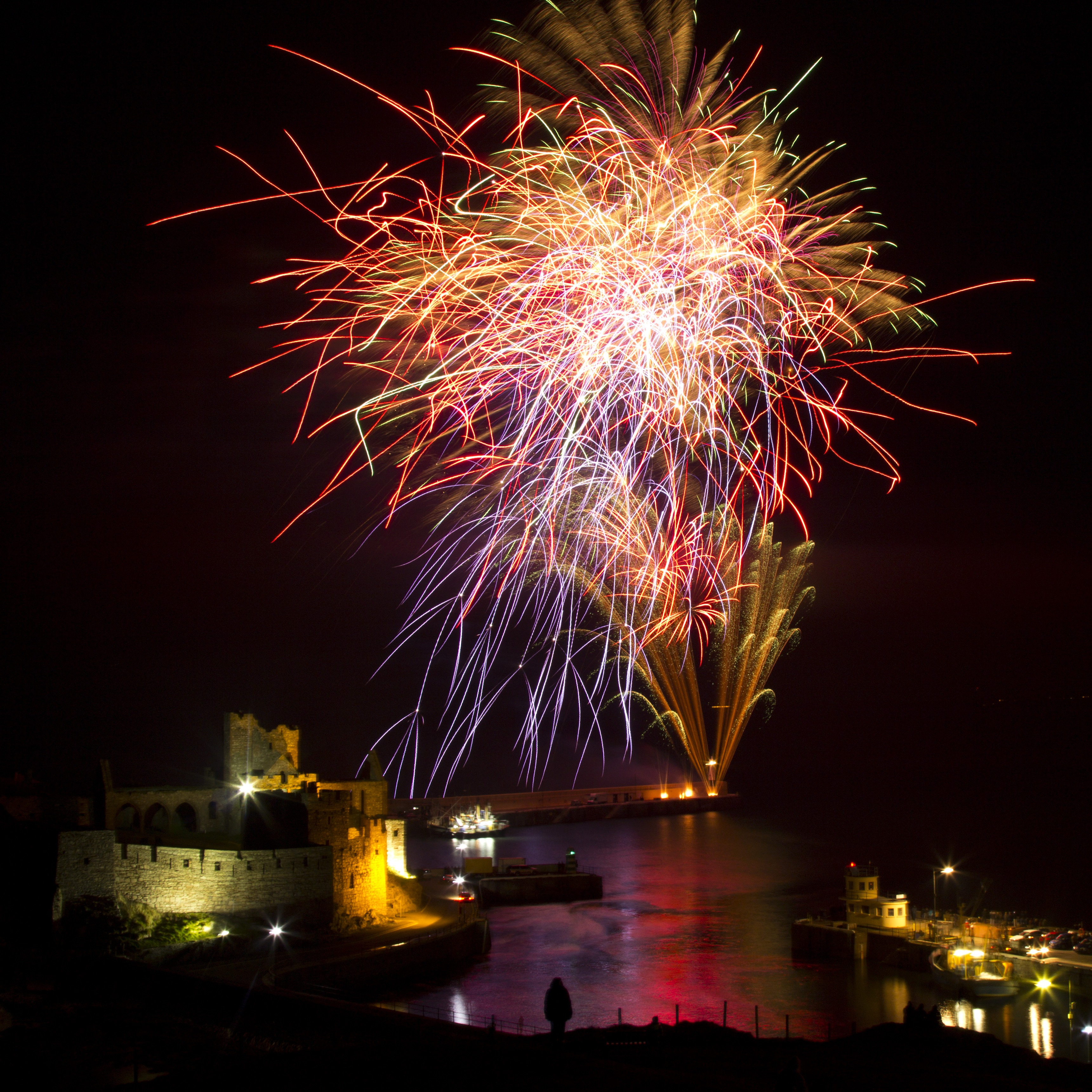 Winner: Fireworks, by Dani Coombes
