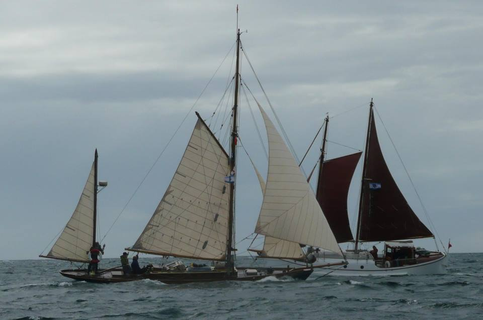 Peel Traditional Boat Weekend