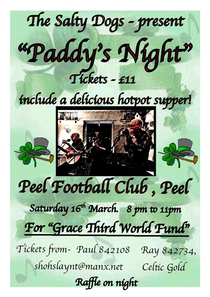 Paddy's Night