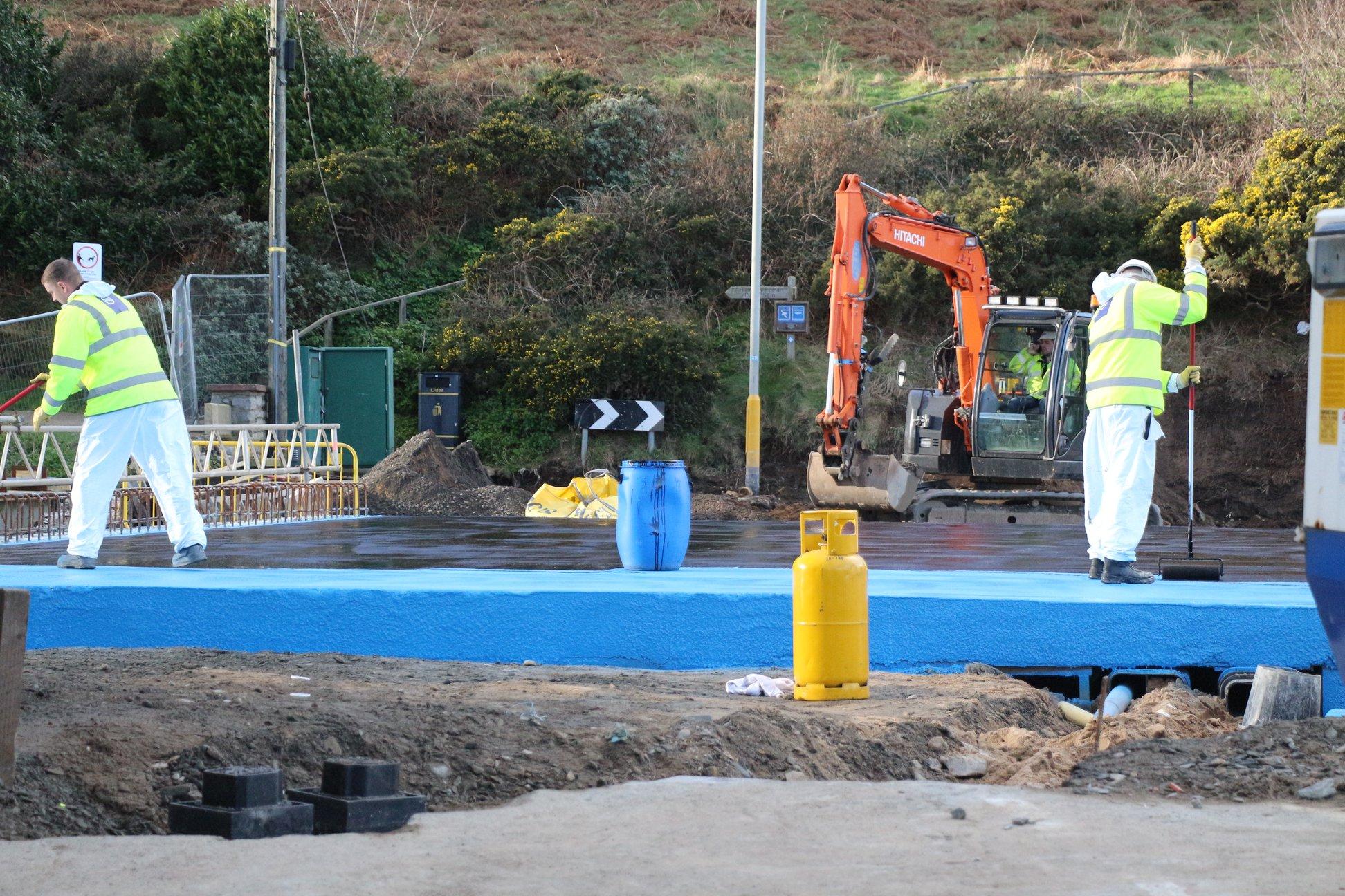 Harbour road bridge construction – Peel Online