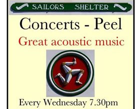 Sailors Shelter Concerts